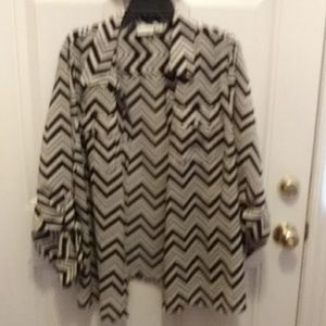 NWT!! Never worn Woman's Plus blouse!